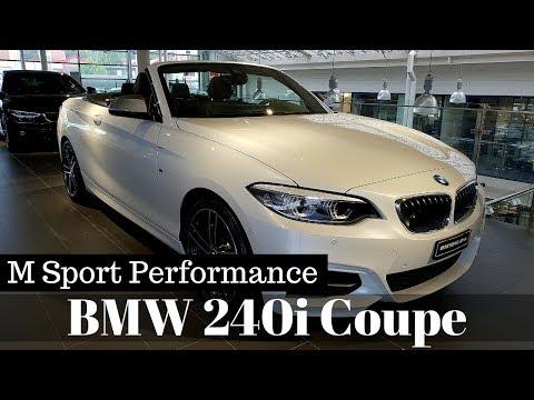 NEW BMW 240i xDrive Cabrio LCI 339HP Review Interior Exterior