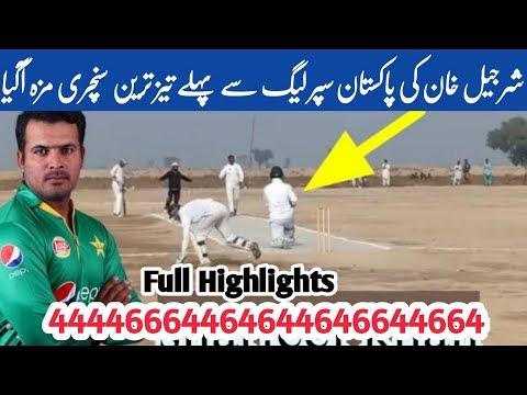 Sharjeel Khan fastest hundred | Sharjeel Khan back in Pakistan team 2020 latest news |