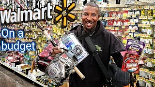 Buying Fishing Gear From Walmart