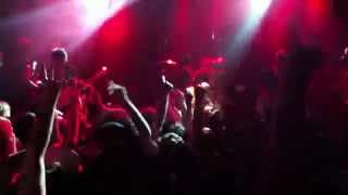 """Armor For Sleep - """"The End of a Fraud"""" Live at Irving Plaza in New York City 7/14/12"""