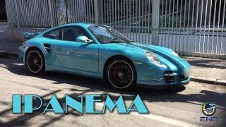 PO – Porsche 911 Turbo (997 MKII) – Ipanema Blue