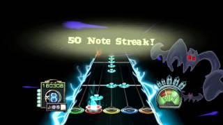 Guitar Hero 3 - Wings of Liberty by DragonForce - PC Custom