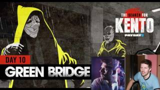 Payday 2 - Stone Cold 2017 (Green Bridge)