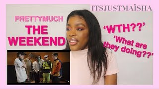 Prettymuch THE WEEKEND Ft. Luisa Sonza (official Music Video) Reaction