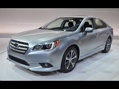 2015 Subaru Legacy - 2014 Chicago Auto Show