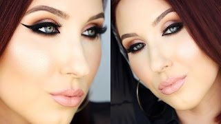 My Go To Fierce Makeup Look | Jaclyn Hill