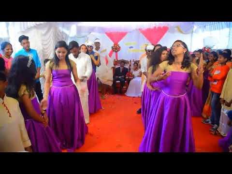 Surprise Wedding at Kerala Christian Wedding