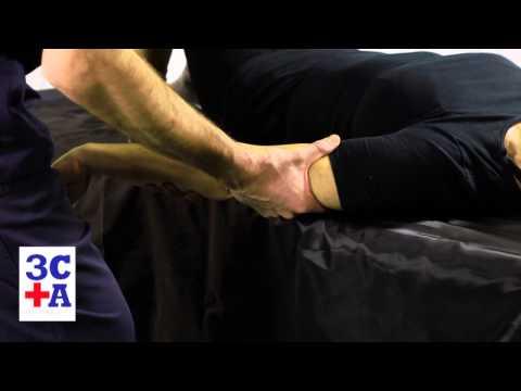 Losteochondrosis poyasnichno di reparto sacrale dà a un inguine