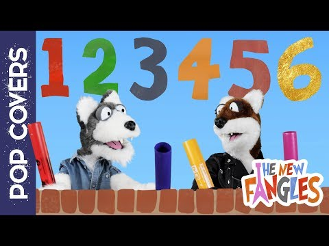 123456 - Fitz And The Tantrums | Pop Covers For Kids | The New Fangles Puppet Band - The New Fangles