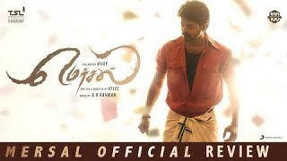 Mersal - Official Tamil Teaser | Vijay | A R Rahman | Atlee | FLIXWOOD