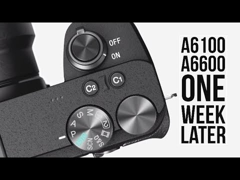 External Review Video vAbsv2CjhE8 for Sony A6100 (ILCE-6100) APS-C Mirrorless Camera