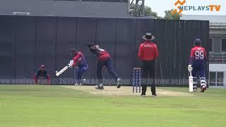 Nepal vs kuwait | Highlights | ICC U19 WC Qualifier