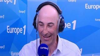 Nicolas Canteloup - Il est parti Michel Grossiord, pour une vanne à la con sur son patron