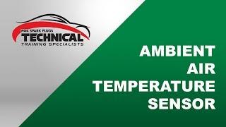 NTK - Ambient Air Temperature Sensor
