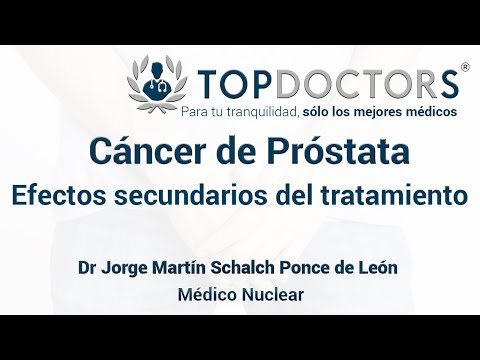 El tratamiento quirúrgico de la prostatitis