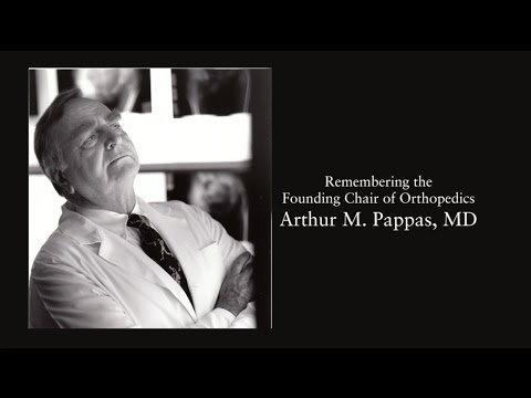 Remembering Arthur M. Pappas, MD Mp3
