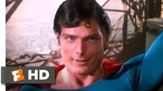 Superman II (1980) - Eiffel Tower Rescue Scene (1/10) | Movieclips