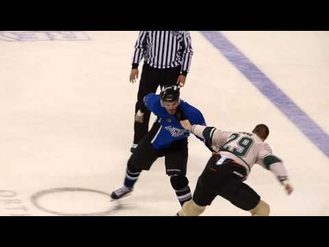 Jordan Lane vs. Erick Lizon