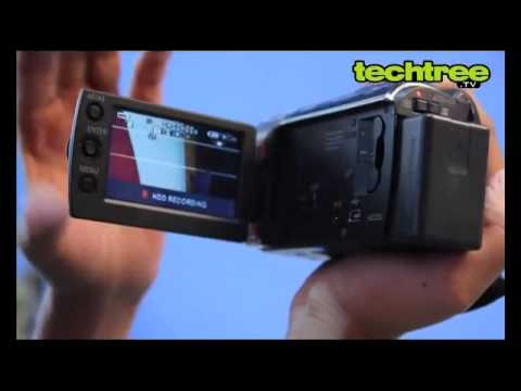 TechTree.tv: Panasonic SDR-H101 Video Review