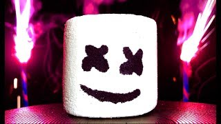 Melting Marshmello - Alone (Unofficial Music Video)