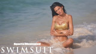 Bianca Balti Is a Golden Goddess | Intimates| Sports Illustrated Swimsuit