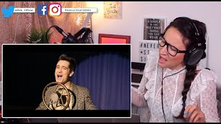 Vocal Coach Reacts   Panic! At The Disco   Into The Unknown (FROZEN 2)