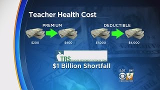 Teachers Concerned About Healthcare Costs