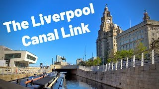 Taking our Narrowboat on the Liverpool Canal Link