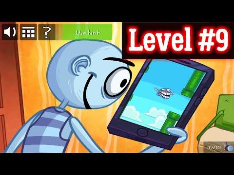 Troll Face Quest Video Games 2 - Level 16 Walkthrough (IOS
