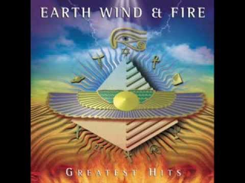 Earth, wind and fire - Wanna be with you