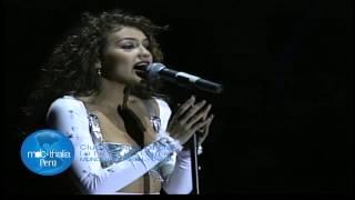 Thalia - Quiero Hacerte El Amor Live Concert Peru 1996