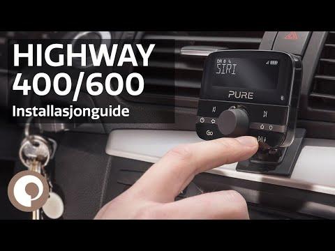 Highway 600 Installation Video