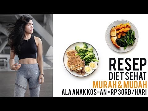Cara menurunkan berat badan dengan cepat dalam soba seminggu