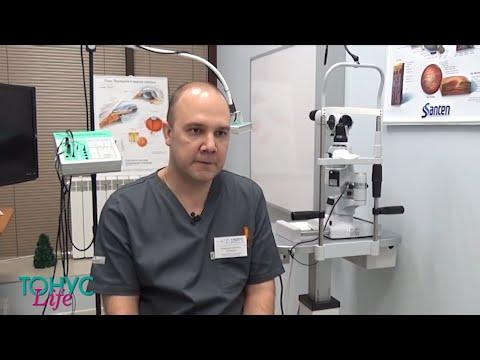 Приборы измерения глазного давления