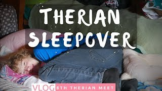 VLOG: Therian Sleepover || 8TH Therian Meet