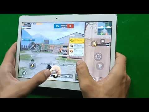 Huawei D01H Docomo M2 Mediapad 2GB Ram/16GB Rom 10 inch Detailed Review and PUBG mobile Demo