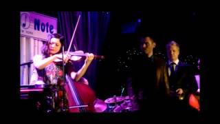 Time to Say Goodbye by George Komsky and Chris Botti at Blue Note NYC