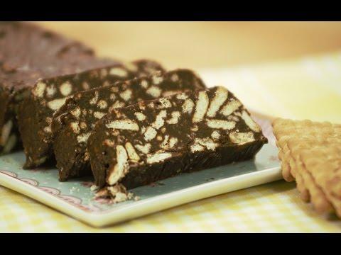 Mozaik Pasta Tarifi - Semen Öner - Yemek Tarifleri