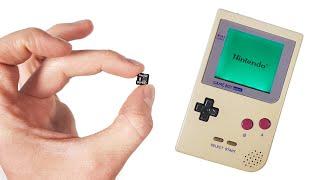 Installing The NEW GameBoy Pocket Bivert Mod Chip!