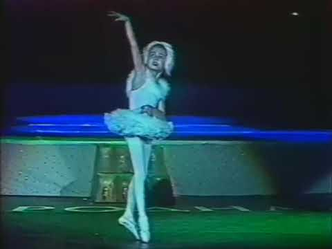 Настя (Анастасия) Меськова - Умирающий лебедь (1993)