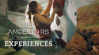 Ancestors: The Humankind Odyssey – Experiences: La grimpeuse