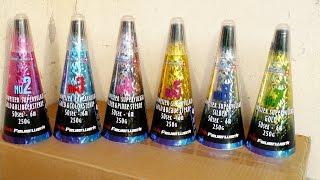 Zink Vulkane Special Kat: II - Pyrocheck Silvester Feuerwerk Full HD -