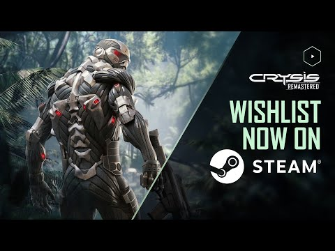 Crysis Remastered - Official Steam Launch Trailer de Crysis Remastered