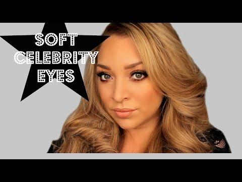 Soft Smokey Celebrity Eyes