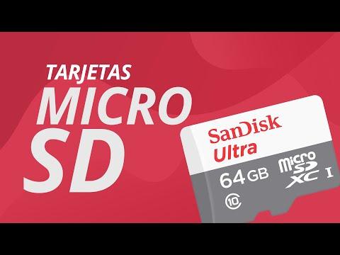 Tarjetas MicroSD: ¡Todo lo que necesitas saber! [Explicado]