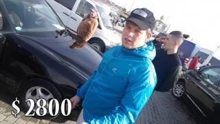 Цена на Литовские авто в Черновцах май 2017