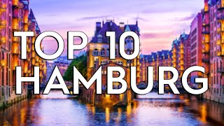 ✅ TOP 10: Things To Do In Hamburg