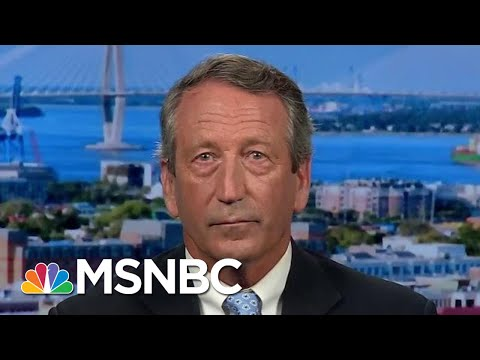 Mark Sanford Blasts GOP's 'Conspiracy Of Silence' On Trump | The Beat With Ari Melber | MSNBC