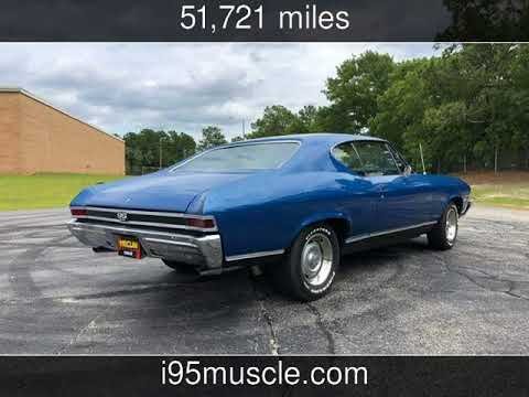 Video of '68 Chevelle - P9LW