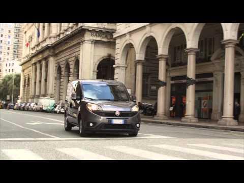 Fiat Doblo Cargo Фургон класса M - рекламное видео 3